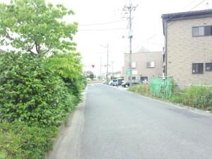 車徒歩 接骨院前