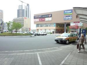 駅北口 フレスポ前